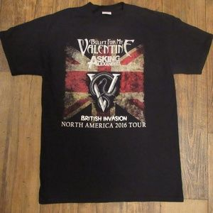 Bullet For My Valentine Asking Alexandria Tour